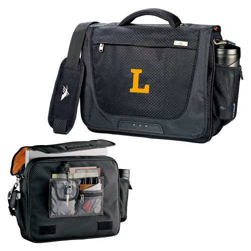 Lipscomb High Sierra Black Upload Business Compu Case 'Primary Mark' by CollegeFanGear