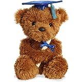 "Aurora - Graduation - 8.5"" Wagner Bear Blue"