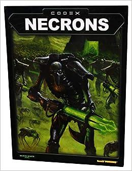 Necron Codex Ebook