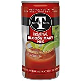 Mr & Mrs T Original Bloody Mary Mix, 5.5 fl oz cans, 24 count