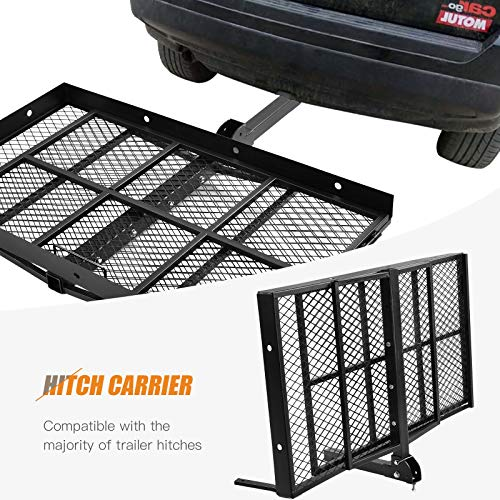 Suncoo Mobility Scooter Wheelchair Carrier Foldable
