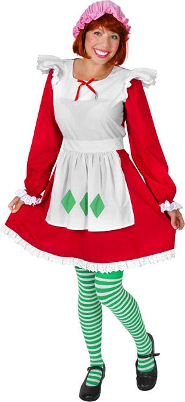 Strawberry costumes Adult shortcake