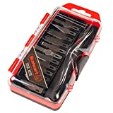 Stalwart 75-HT4016 Hobby Knife Set (with Scribe Needles 16 Piece)
