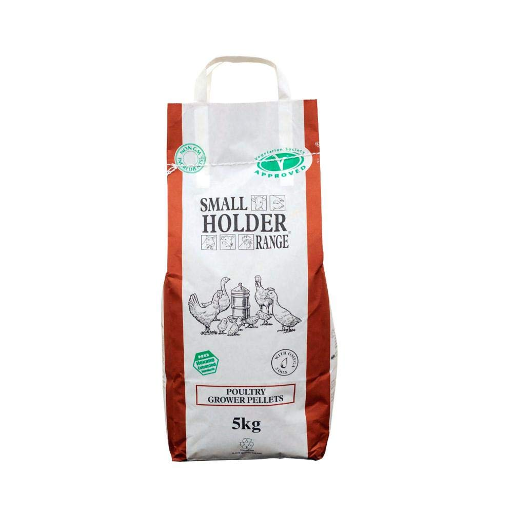 Allen & Page Poultry Growers Pellets - 5kg sb