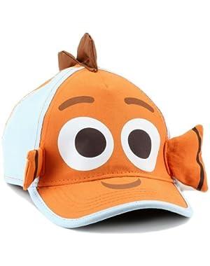 Finding Dory Infant Baby Boys Nemo Baseball Hat