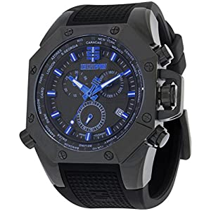 TechnoSport Men's Chrono Watch - Black