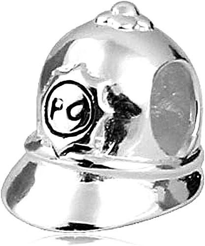 charm pandora casco