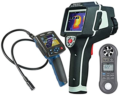 Reed Instruments R2100-KIT Thermal Imaging General Combo Kit