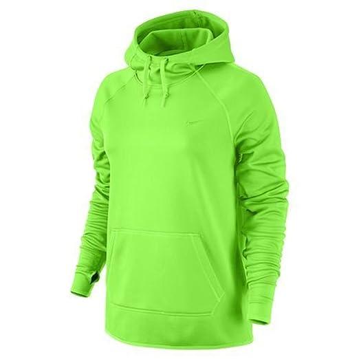 e6f3f2a5cc Amazon.com  Nike Women s Therma Training Hoodie 685459 (Medium ...