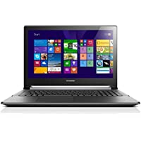 Lenovo Notebook Flex 2 15 15.6 Inch Touchscreen Convertible LaptopIntel Core i5 4210U (3M Cache, up to 2.70 GHz), 6GB RAM, 500GB HDD+8GB SSD, DVD+/-RW (Certified Refurbished)