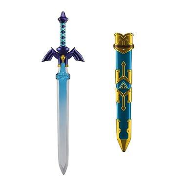 Amazon The Legend Of Zelda Link Sword Toys Games