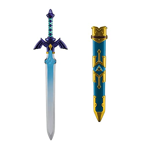 Amazoncom The Legend Of Zelda Link Sword Toys Games