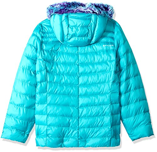 Baltic Down Timeless Hoody Fur Girl's Jacket Faux Spyder 60OqUFn