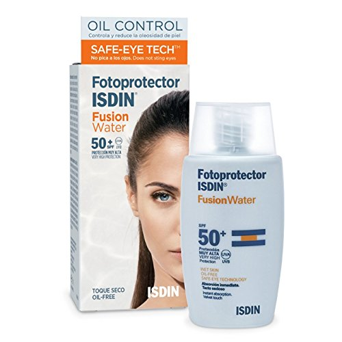 Fotoprotector Isdin Fusion Water Oil Control FPS 50+ by Isdin