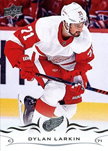 (2018-19 Upper Deck #315 Dylan Larkin NM-MT Detroit Red Wings Official NHL Hockey Trading Card )