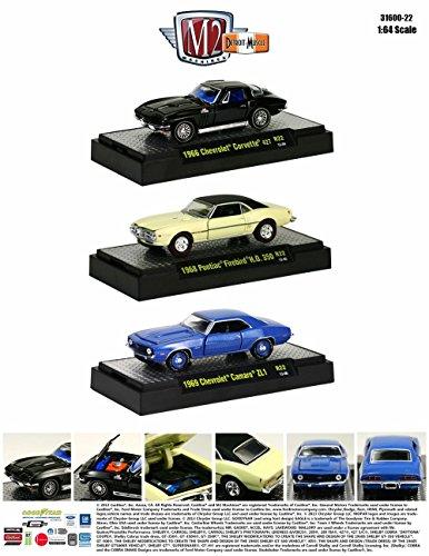 ecast Cars Castline M2 Detroit Muscle Cars Release 22 31600/22 (Muscle Diecast Cars)