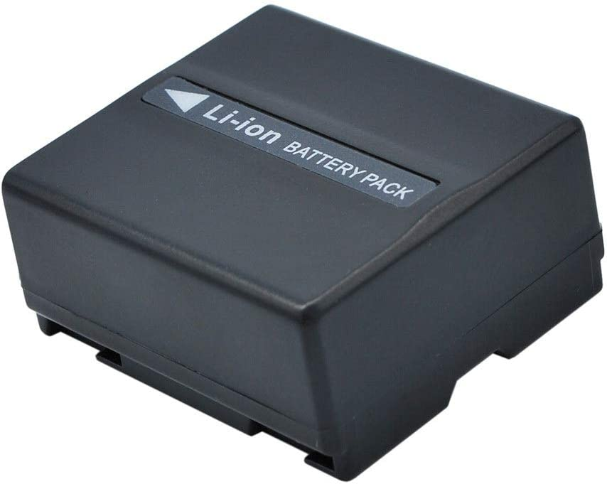 Aiyawear 750mAh//5.55Wh 7.4V Camera Battery Compatible with HITACHI DZ-BD70 DZ-BD70A DZ-BD70E DZ-BD7H DZ-BD7HA DZ-BD7HE DZ-BD9H DZ-BX35 DZ-BX35A DZ-BX35E DZ-BX37E DZ-GX20 DZ-GX20A