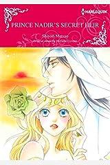 Prince Nadir's Secret Heir: Harlequin comics Kindle Edition