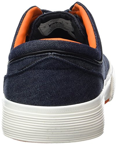 Top Blau Knights 04 Navy orange Herren Low Road British wBqIg6