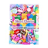 Holicolor 120pcs Slime Charms Cute Set Mixed