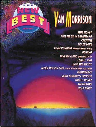 Amazon.com: The New Best of Van Morrison: Piano, Vocal, Guitar ...