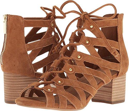 - Aerosoles Women's Middle Ground Dress Sandal, DK Tan Suede, 7.5 M US