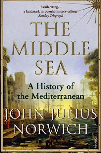 Viscount John Julius Norwich - The Middle Sea Audiobook Free