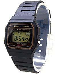 Unisex Digital Casual Quartz Watch F-91WG-9Q