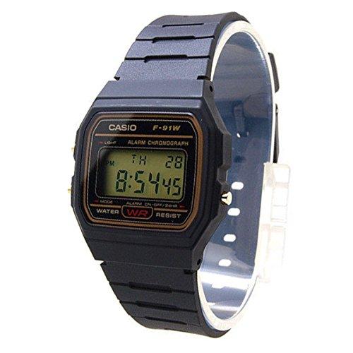 CASIO (カシオ) 腕時計 デジタル F-91WG-9 メンズ 海外モデル 逆輸入品の商品画像