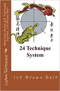 american kenpo 24 technique system 1st brown belt leann