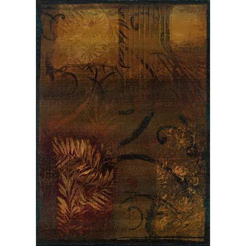Kharma Ii Collection Woven Rug (#1163B) 4'0