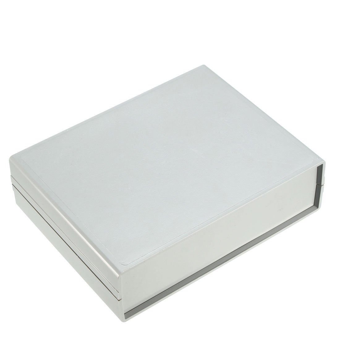 sourcingmap 120 x 80 x 65mm Electronic Plastic DIY Junction Project Box Enclosure Case with Mounted Hole