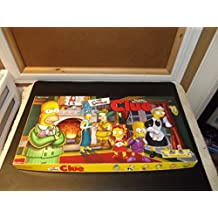 The Simpsons Clue Board Game 1st Edition