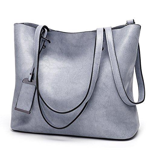 Details about ALARION Women Top Handle Satchel Handbags Shoulder Bag  Messenger Tote Bag Purse a5d302ed96