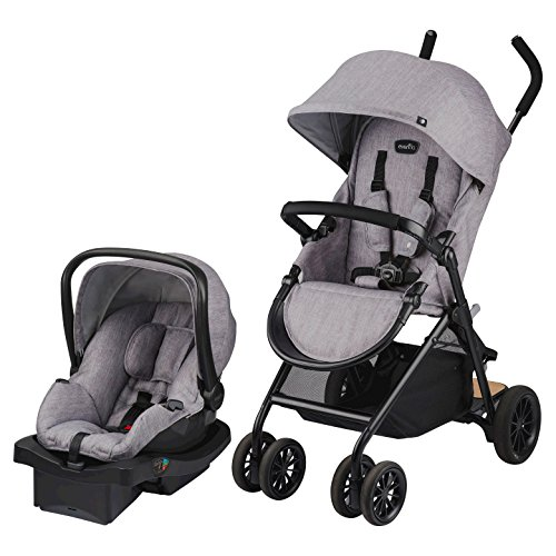 Evenflo Sibby Travel System Mineral Gray by Unknown