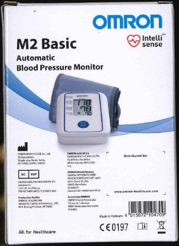 OMRON Tensiómetro, Color Blanco - 517 gr: Amazon.es: Salud y cuidado personal