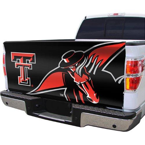 NCAA Texas Tech Red Raiders Tailgate Cover (Red Raiders Tech Texas Trailer)