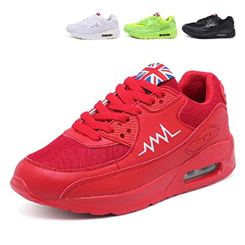 Women's Men's Air-cushion Mesh Sneakers Fashion Sports Running Shoes