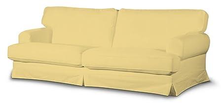 Dekoria Fire Retarding Ikea Ekeskog Sofa Cover   Sand Corduroy
