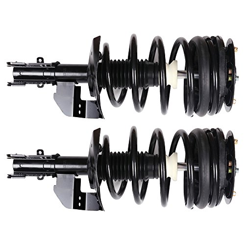 SCITOO Complete Strut Coil Spring Assembly Replacement Struts Shocks Fit for 1990-1996 Chevrolet Lumina APV,1990-1996 Oldsmobile Silhouette,1990-1996 Pontiac Trans Sport (Front Pair)