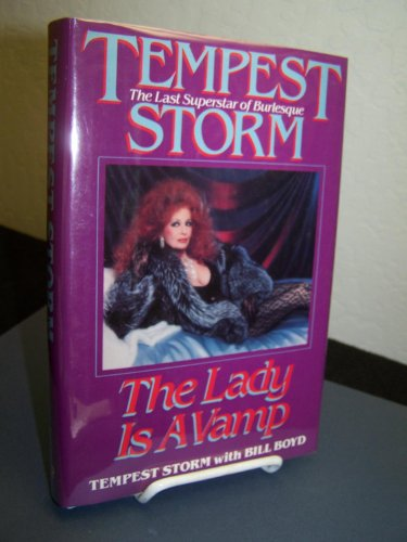 Tempest Storm: The Lady Is a Vamp Tempest Storm