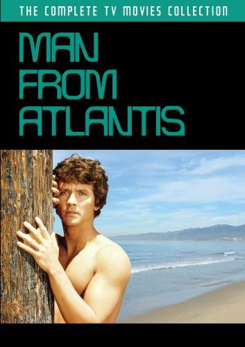 Man From Atlantis:  Complete TV Movies Collection  (Remastered, 2 Disc) (Tv Movies Dvd)