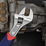 WORKPRO 3-piece Adjustable Wrench Set CR-V with