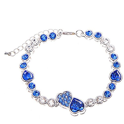 Rada Costume Jewelry (MosierBizne Crystal Flash Terrible Shape Bracelet)