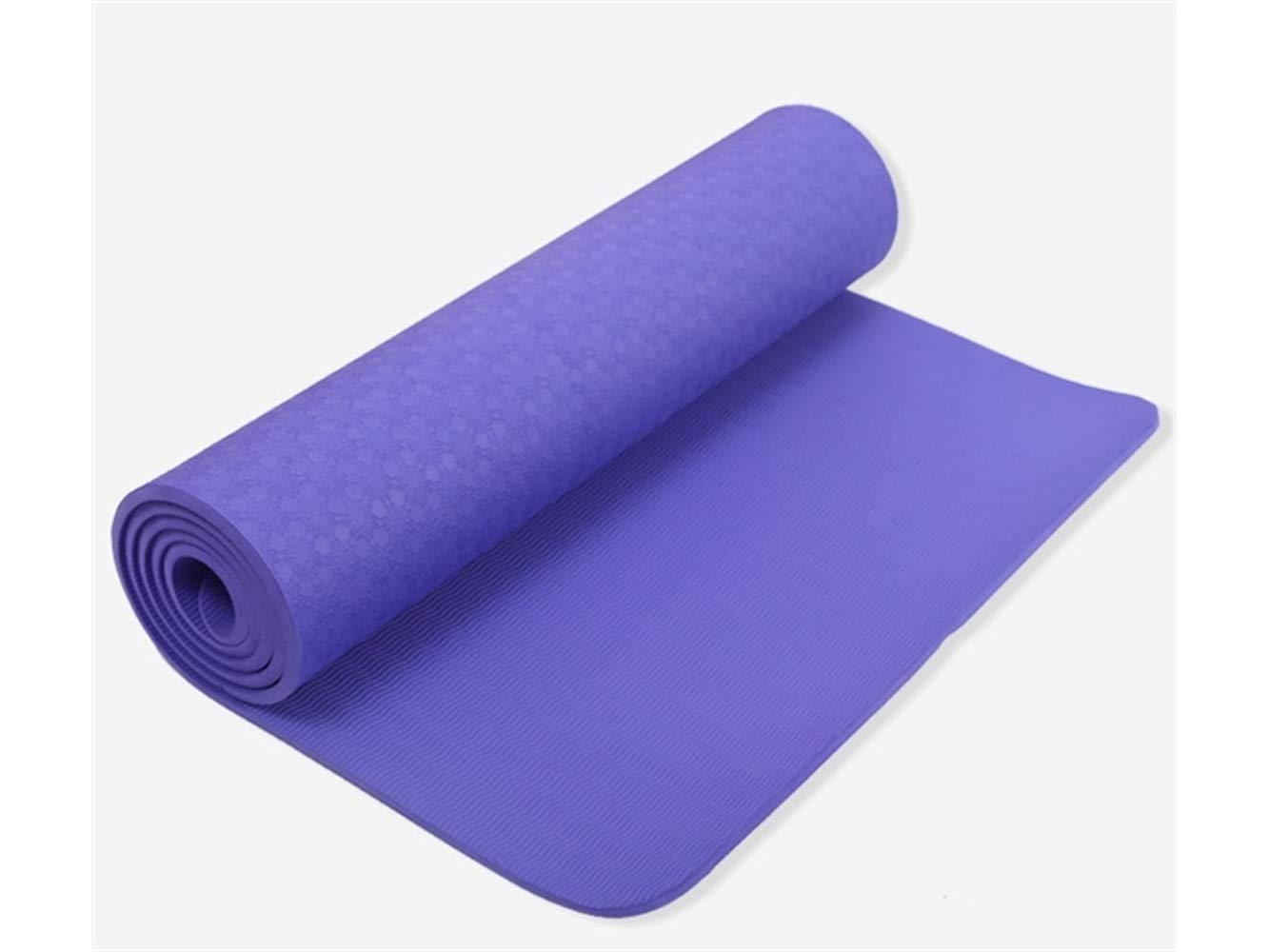 Amazon.com : Andosange Fitness Non-Slip Yoga Mat Pilates Mat ...