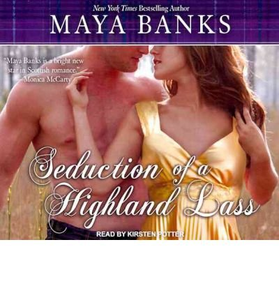 [ [ [ Seduction of a Highland Lass (McCabe #02) - IPS [ SEDUCTION OF A HIGHLAND LASS (MCCABE #02) - IPS ] By Banks, Maya ( Author )May-07-2012 Compact Disc