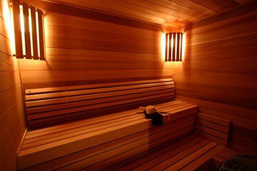 Cedro Precut Sauna Kit 3' x 4' x 7' (Pre Cut Sauna Kits)