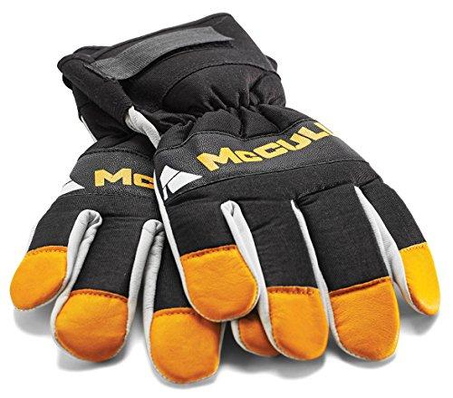 McCulloch 00057-76.165.09 Handschuhe mit Schnittschutz, Größe 10, PRO009