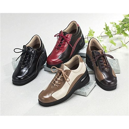 エアソール付き山羊革ソフトシューズ ブラック 24.5cm【代引不可】 ファッション 靴 シューズ その他の靴 シューズ top1-ds-1675319-se-ah [簡素パッケージ品]