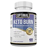 Cheap Exogenous Ketones – Carb Blocker for Men & Women – Weight Loss Supplement for Keto Diet Pills – 60 Capsules – Optimal Keto Burn Advanced Weight Loss